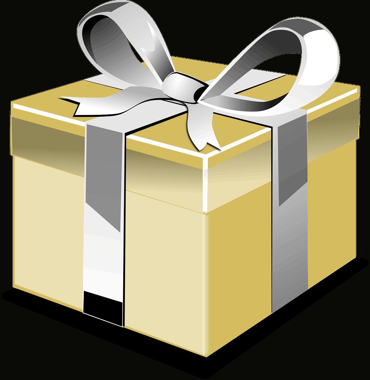 מתנה צהובה
