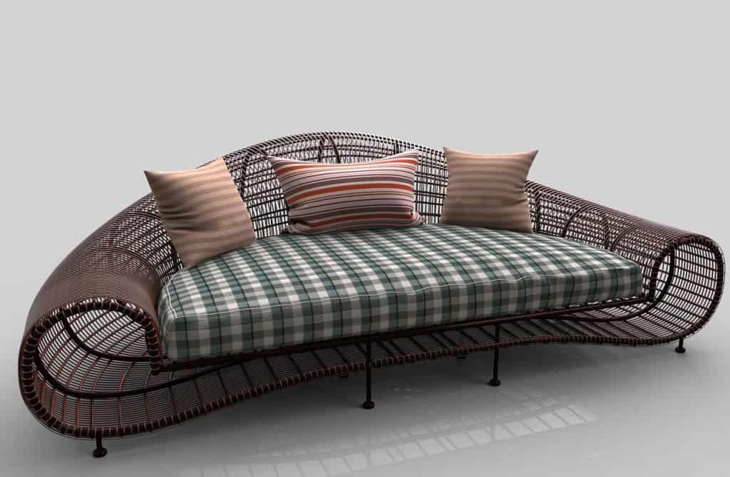 ספה ראשית