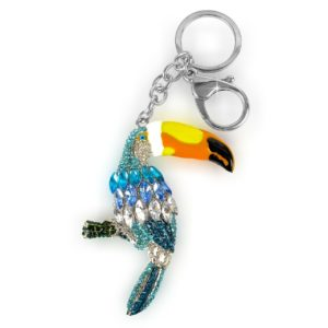 מחזיק מפתחות לדוגמה