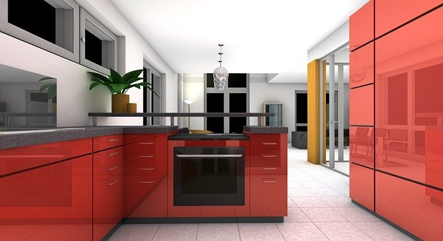 חשיבות מיקום התאורה במטבח